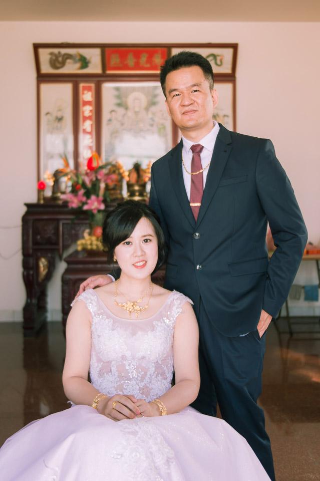 台南婚禮紀錄 D&H 傳統流水席的滿滿人情味 044