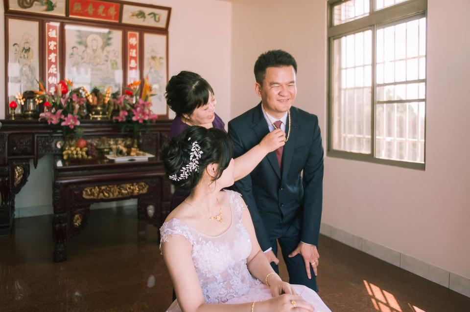 台南婚禮紀錄 D&H 傳統流水席的滿滿人情味 039