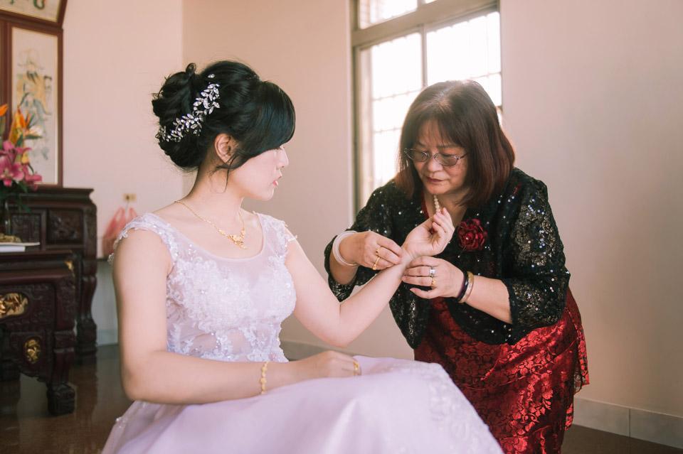 台南婚禮紀錄 D&H 傳統流水席的滿滿人情味 037