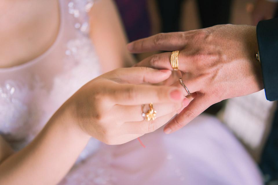台南婚禮紀錄 D&H 傳統流水席的滿滿人情味 034