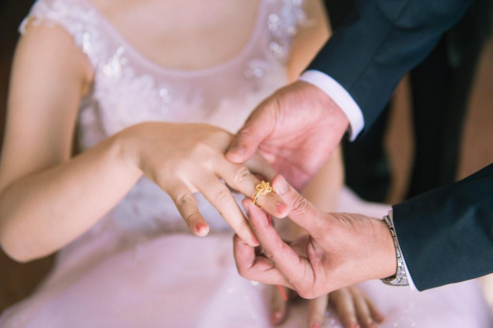 台南婚禮紀錄 D&H 傳統流水席的滿滿人情味 027