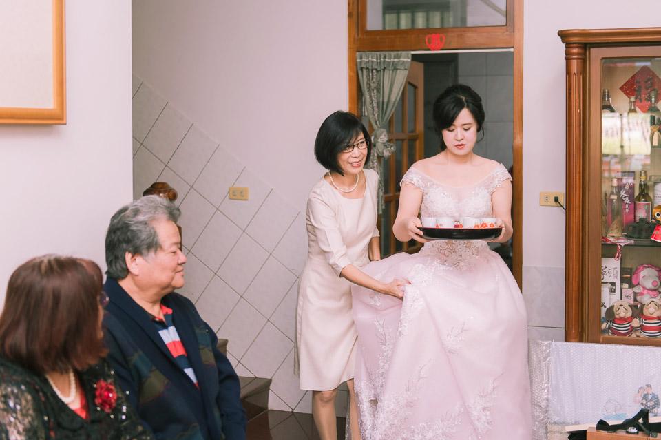 台南婚禮紀錄 D&H 傳統流水席的滿滿人情味 016
