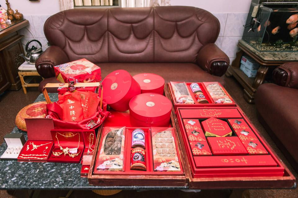 台南婚禮紀錄 D&H 傳統流水席的滿滿人情味 013