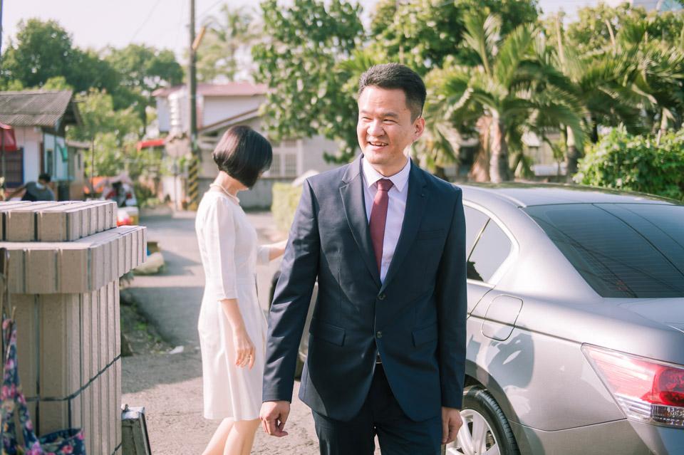 台南婚禮紀錄 D&H 傳統流水席的滿滿人情味 009