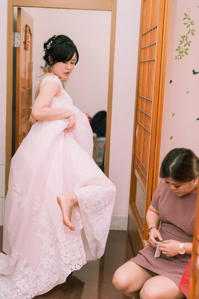 台南婚禮紀錄 D&H 傳統流水席的滿滿人情味 004