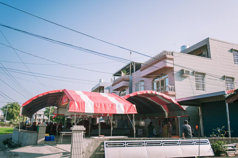 台南婚禮紀錄 D&H 傳統流水席的滿滿人情味 002