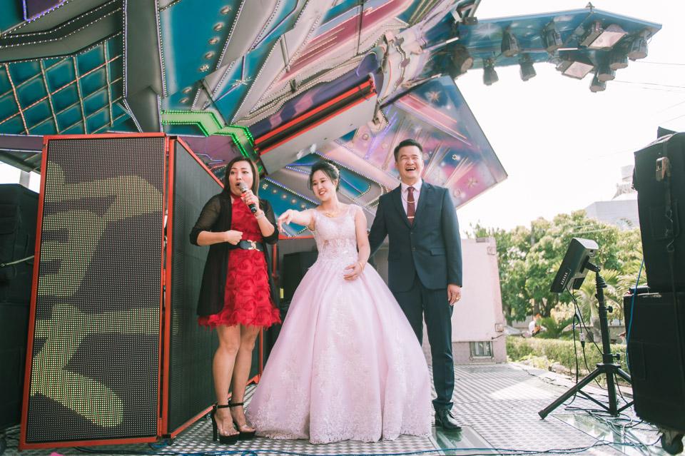 台南婚禮紀錄 D&H 傳統流水席的滿滿人情味 001