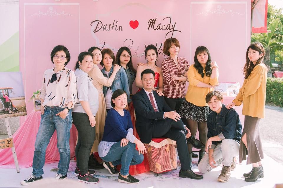 台南婚禮紀錄 D&H 傳統流水席的滿滿人情味 095