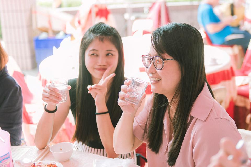 台南婚禮紀錄 D&H 傳統流水席的滿滿人情味 084