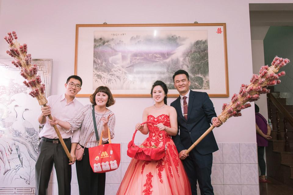 台南婚禮紀錄 D&H 傳統流水席的滿滿人情味 079