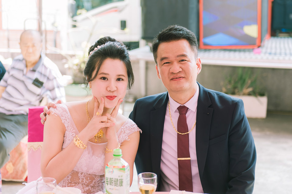 台南婚禮紀錄 D&H 傳統流水席的滿滿人情味 065