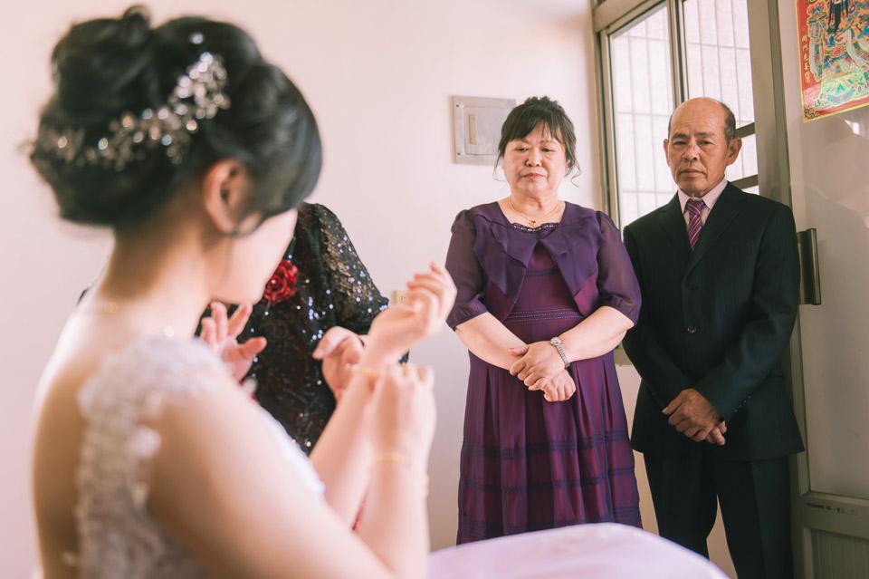 台南婚禮紀錄 D&H 傳統流水席的滿滿人情味 038