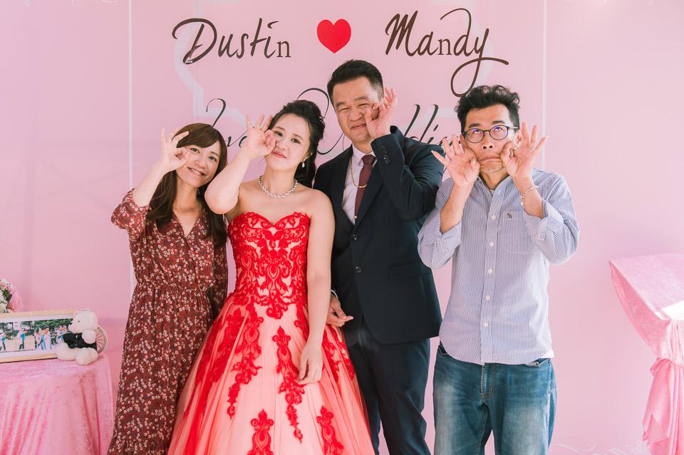 台南婚禮紀錄 D&H 傳統流水席的滿滿人情味 094