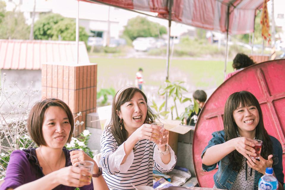 台南婚禮紀錄 D&H 傳統流水席的滿滿人情味 088