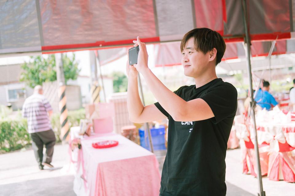 台南婚禮紀錄 D&H 傳統流水席的滿滿人情味 069