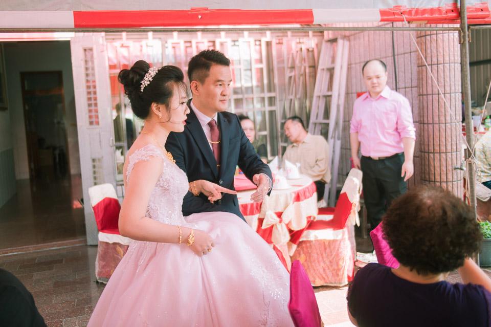 台南婚禮紀錄 D&H 傳統流水席的滿滿人情味 064