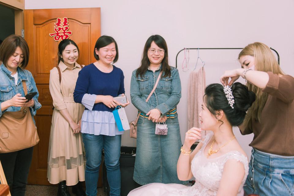 台南婚禮紀錄 D&H 傳統流水席的滿滿人情味 059