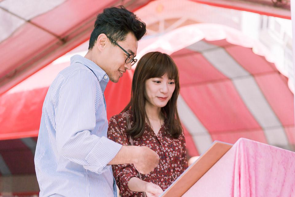台南婚禮紀錄 D&H 傳統流水席的滿滿人情味 058
