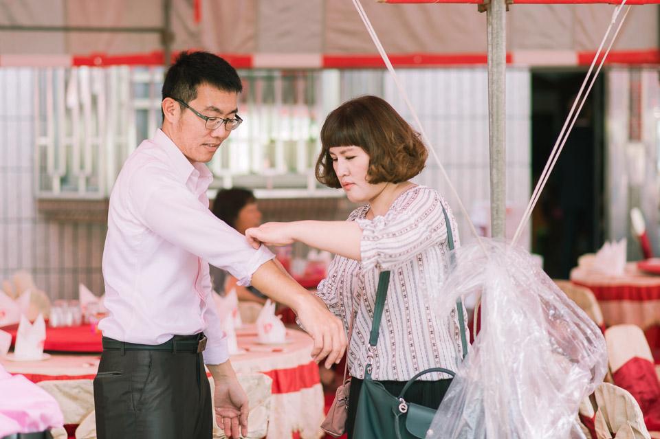 台南婚禮紀錄 D&H 傳統流水席的滿滿人情味 056