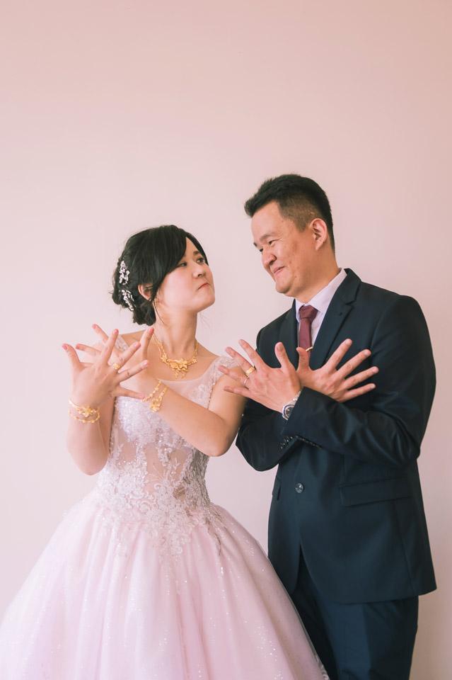 台南婚禮紀錄 D&H 傳統流水席的滿滿人情味 051