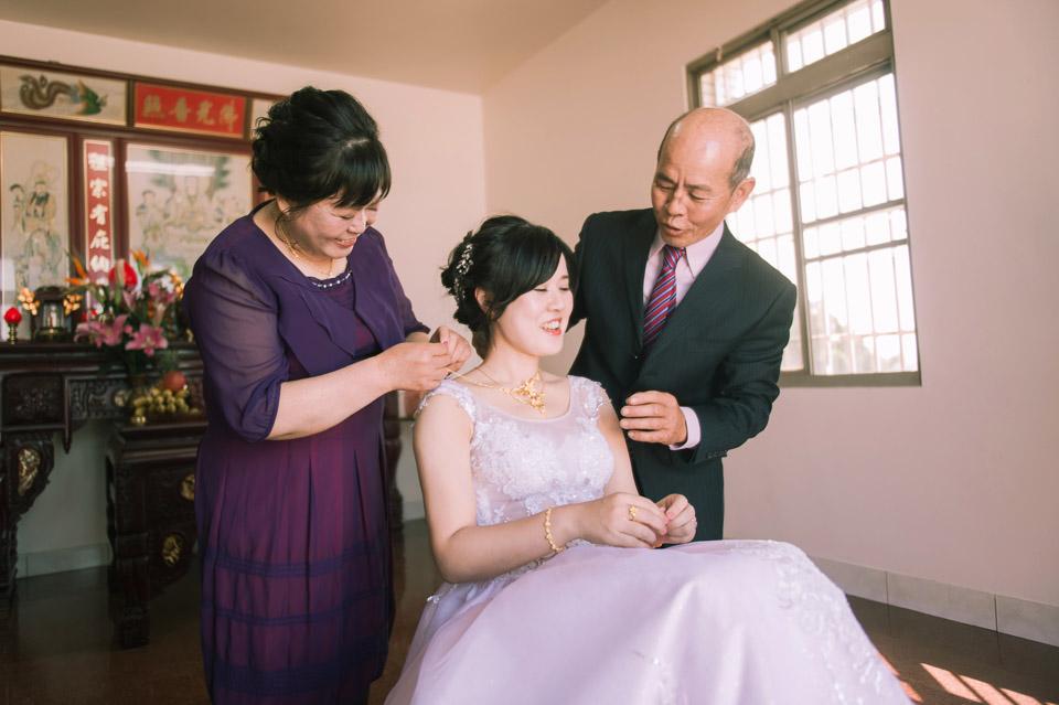 台南婚禮紀錄 D&H 傳統流水席的滿滿人情味 040