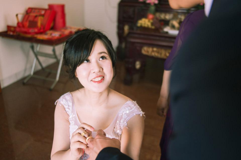 台南婚禮紀錄 D&H 傳統流水席的滿滿人情味 031
