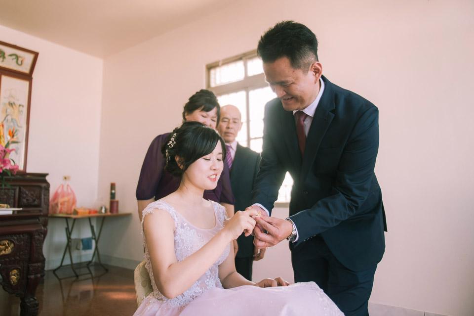 台南婚禮紀錄 D&H 傳統流水席的滿滿人情味 028