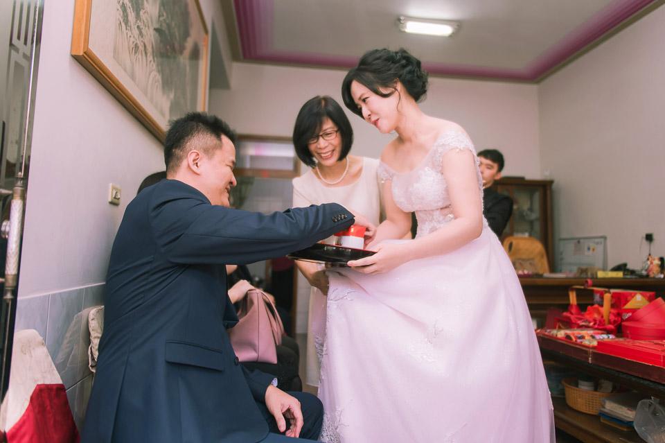 台南婚禮紀錄 D&H 傳統流水席的滿滿人情味 021