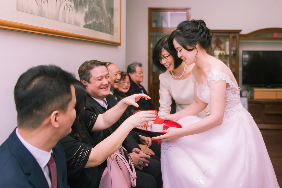 台南婚禮紀錄 D&H 傳統流水席的滿滿人情味 020