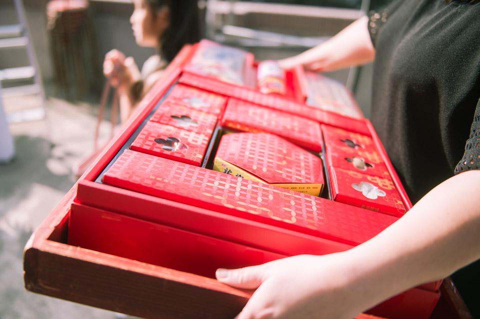 台南婚禮紀錄 D&H 傳統流水席的滿滿人情味 011