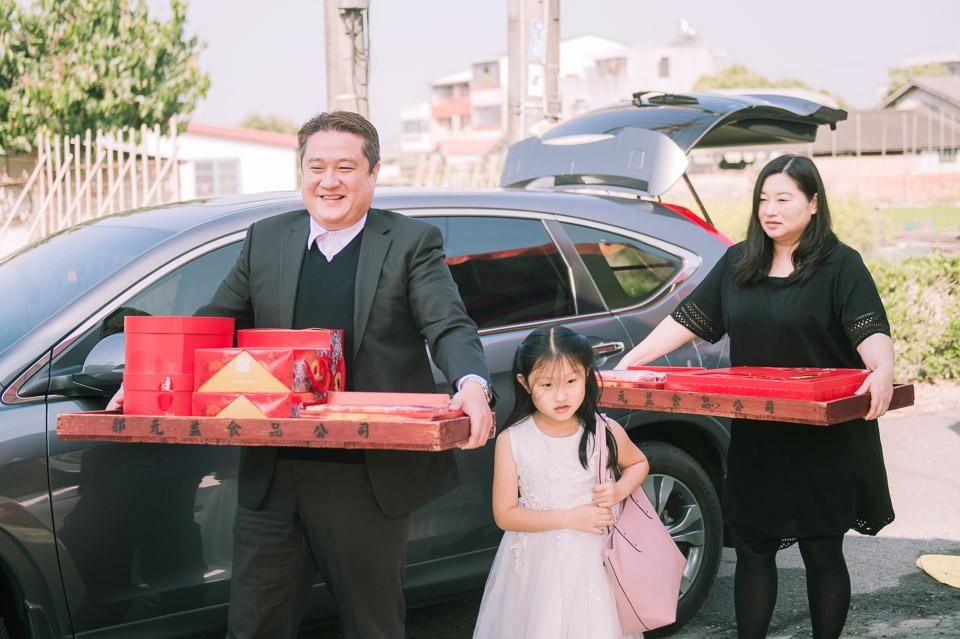 台南婚禮紀錄 D&H 傳統流水席的滿滿人情味 010