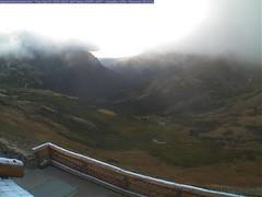 September 1, 2020 - Snow on top Trail Ridge Road. (RMNP)