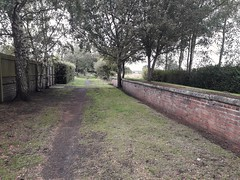 Photo of Holme Moor Station, Holme upon Spalding Moor,  Selby to Driffield Line Yorkshire