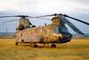 Chinook HC1 ZA677 'EU/01' 7 Squadron