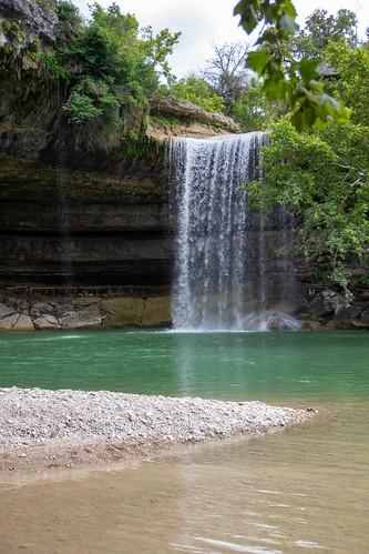 Hamilton Pool Preserve Waterfall