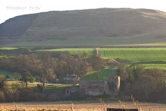 Photo of Hailes-Castle/ Traprian Law_5773
