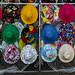 Hats, Brisbane markets.