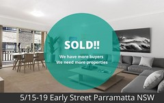 5/15-19 Early Street, Parramatta NSW