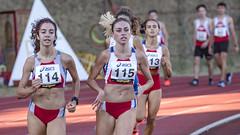Micaela Melatini, Alisia Ripari e Emma Baldoni
