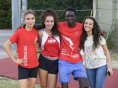 Margherita Forconi, Micaela melatini, Ndiaga Dieng, Samira Amadel