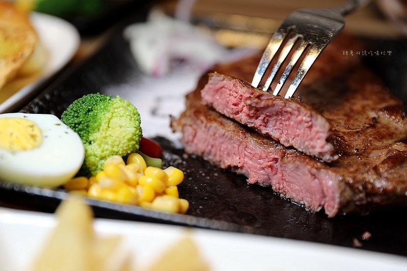 全家人牛排台北碳烤牛排推薦通化夜市平價高CP值隱藏美食168
