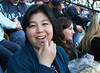 Chunlin at the M's Game