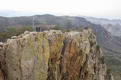 False summit of Emory Peak