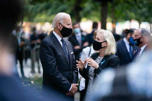 9/11 Commemoration Ceremony - New York, by Biden For President, on Flickr