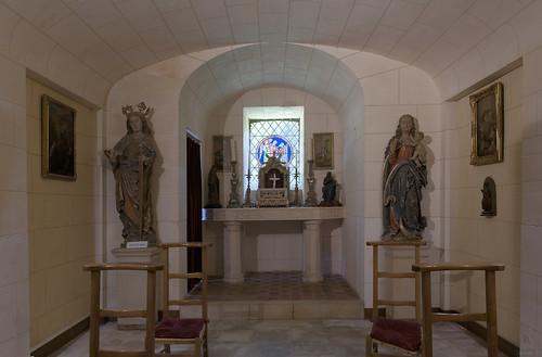 Chapel (Château de Beaumesnil)
