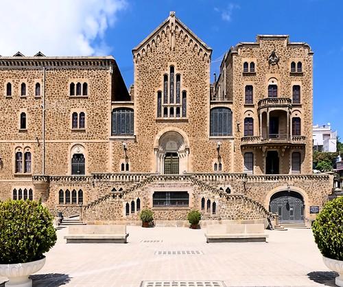 Barcelona - Avinguda Santuari de Sant Josep de la Muntanya, 01-25 0