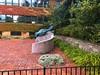 Lake Saranac - New York - Statue E. L. Trudeau - By Gutzon Borglum - Adirondack Park