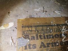 Photo of Abandoned High Overmuir Farm, Darvel, East Ayrshire, Scotland