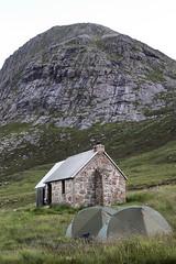 Corrour Camp