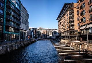 Aker Brygge, Oslo Norway